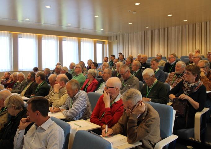 Seminarium i Växjö 2015 om Södras grundare Gösta Edström.
