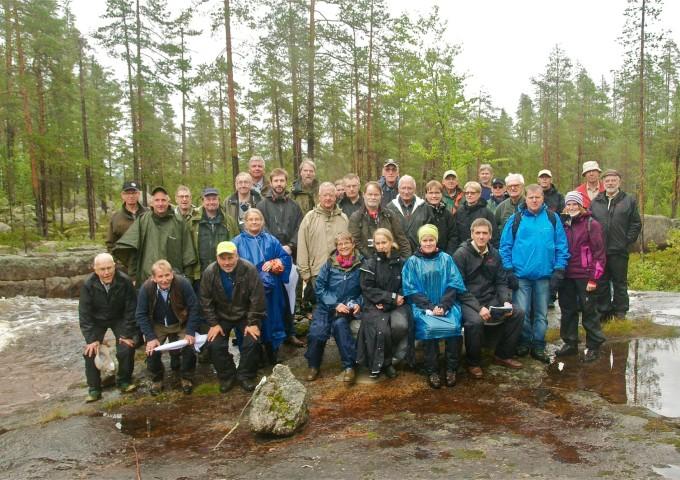 Nordisk Skogshistorisk konferens i Västerbotten 2014