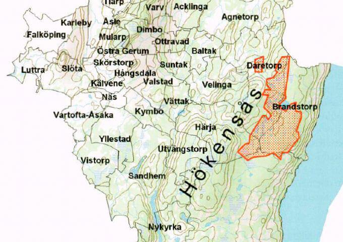 Socknar i Vartofta härad