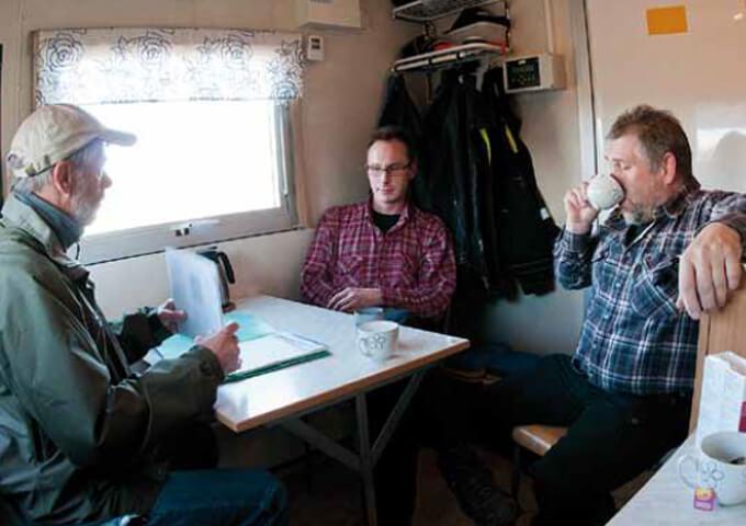Rastkoja, foto Skogforsk.