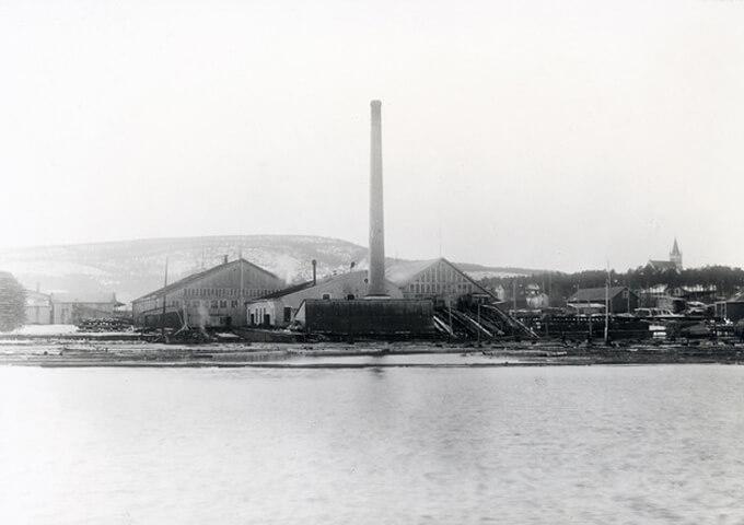 Sulfitfabrik