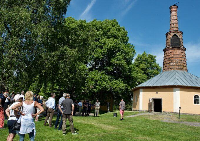 Brevens bruk. Ett av Sveriges bäst bevarade brukssamhällen.
